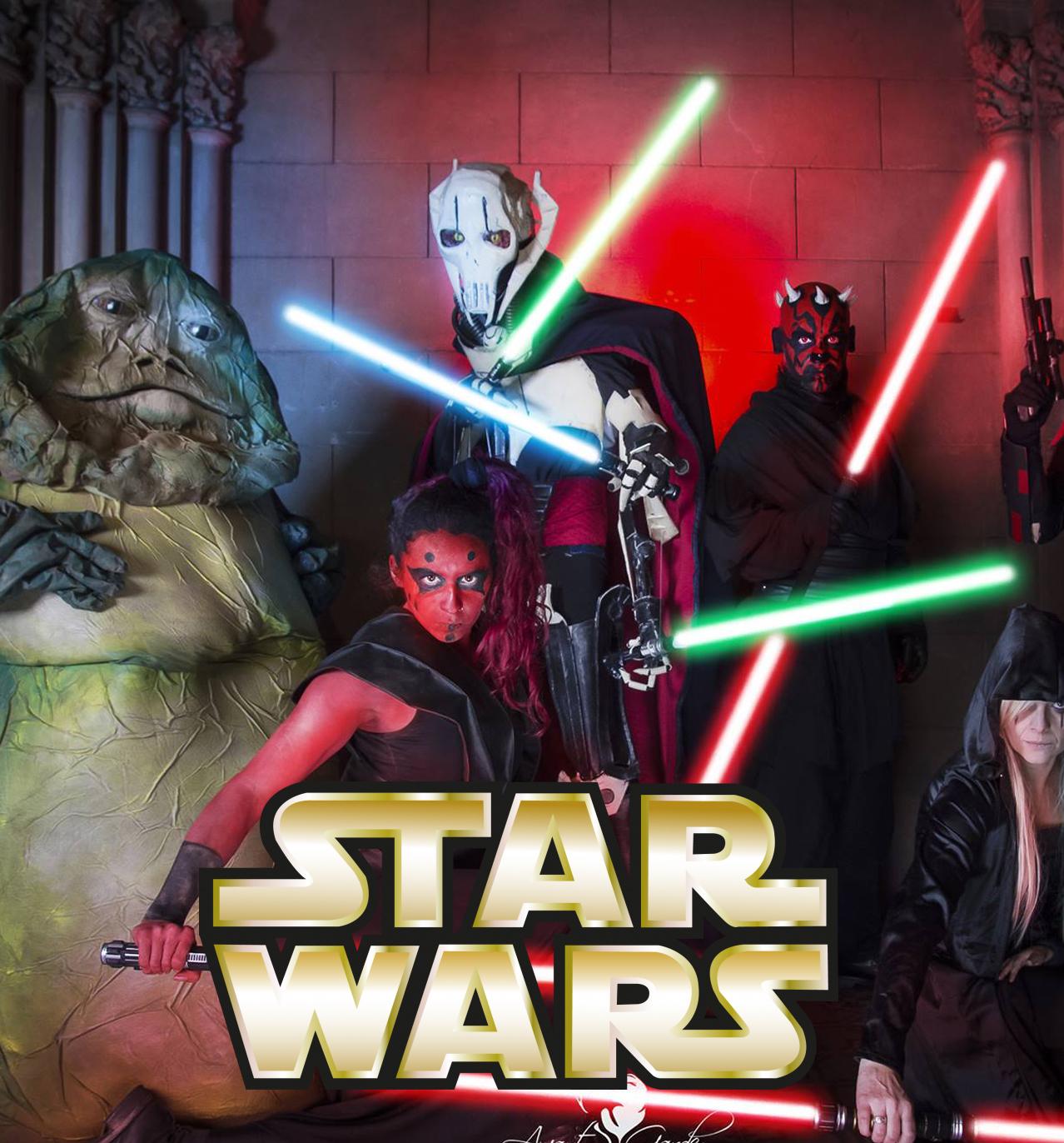Temáticos de Star Wars