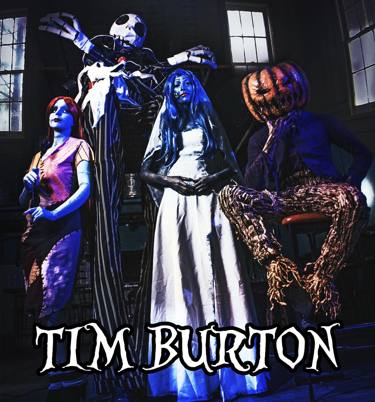 Temáticos de Tim Burton