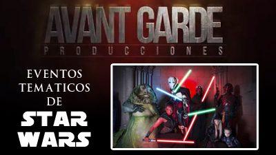 Star Wars - FIESTAS TEMATICAS